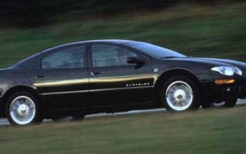 1999 Chrysler 300m Vs Toyota Avalon Mercury Grand Marquis Buick