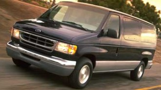 1999 Ford Econoline Wagon XL