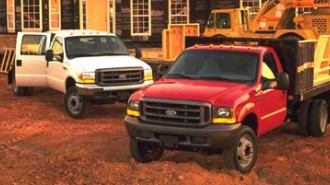 1999 Ford Super Duty F-350 SRW XL
