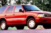 1999 GMC Jimmy SLE