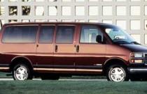 1999 GMC Savana Passenger