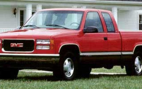 1999 GMC Sierra Classic 1500