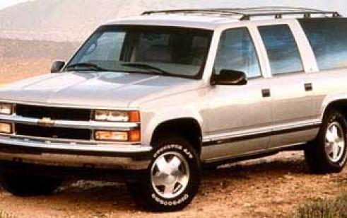 1999 Gmc Suburban Vs Chevrolet Blazer Toyota 4runner Jeep Grand