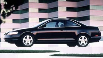 1999 Honda Accord Cpe EX
