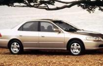 1999 Honda Accord Sdn EX