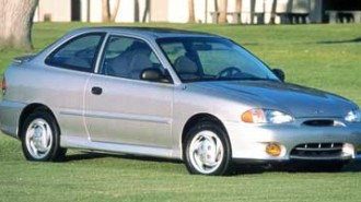 1999 Hyundai Accent L