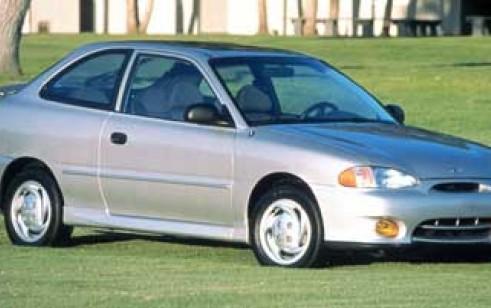 1999 Hyundai Accent Vs Toyota Corolla Toyota Tacoma Volkswagen