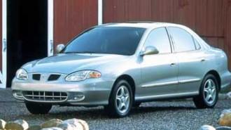 1999 Hyundai Elantra GL