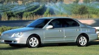 1999 Hyundai Sonata