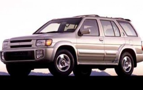 1999 infiniti qx4 vs gmc yukon jeep grand cherokee ford explorer toyota 4runner nissan. Black Bedroom Furniture Sets. Home Design Ideas