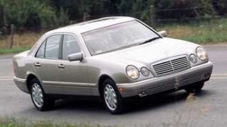 1999 Mercedes Benz E Class