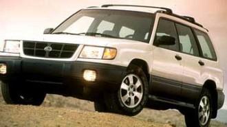 1999 Subaru Forester NA