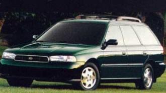 1999 Subaru Legacy Wagon Brighton