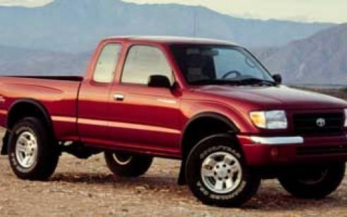 1999 toyota tacoma vs ford ranger nissan frontier 4wd chevrolet s 10 gmc sonoma mazda b. Black Bedroom Furniture Sets. Home Design Ideas