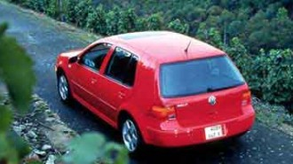 1999 Volkswagen New Golf GLS