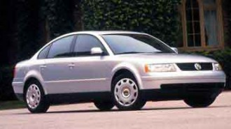 1999 Volkswagen Passat GLS