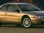 1999 Chrysler Sebring: Cheap Rotors