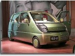 1999 Daihatsu concept EZ-U, Tokyo Motor Show