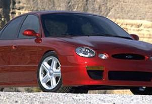 1999 Ford Taurus: Engine Clatter
