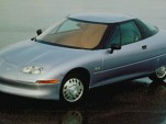 GM EV1 Gets Another Shot At Smithsonian, 4 Years On