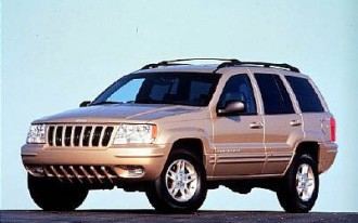 Fiat Chrysler Hit With Nearly $150 Million Fine For Jeep Grand Cherokee Death