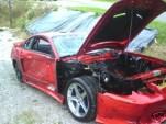 2 Fast 2 Furious Saleen Mustang