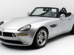 2000 BMW Z8 owned by Steve Jobs