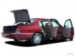 2003 Buick Park Avenue 4-door Sedan Open Doors