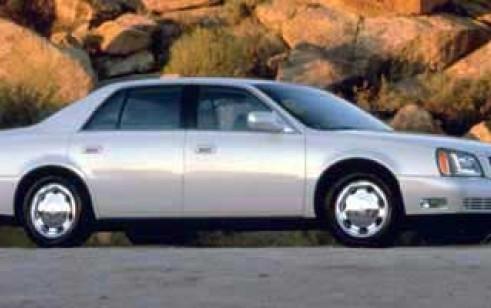 2000 Cadillac DeVille DHS vs Chevrolet Impala, Audi A8, Toyota ...