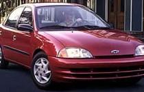 2000 Chevrolet Metro LSi