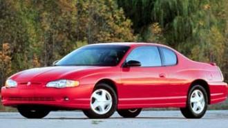 2000 Chevrolet Monte Carlo SS
