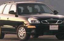 2000 Daewoo Nubira CDX