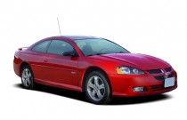 2005 Dodge Stratus Coupe 2-door R/T Angular Front Exterior View