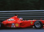 2000 Ferrari F1-2000 - Image courtesy RM Auctions