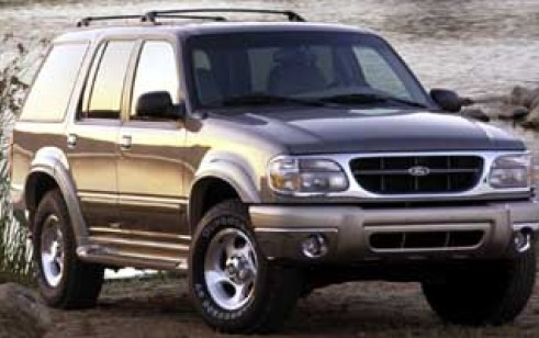 2000 ford explorer vs honda cr v subaru forester jeep. Black Bedroom Furniture Sets. Home Design Ideas