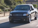 2000 Ford F-150 Harley-Davidson owned by Jay Leno