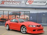 Low mileage 2000 Ford Mustang Cobra R for sale