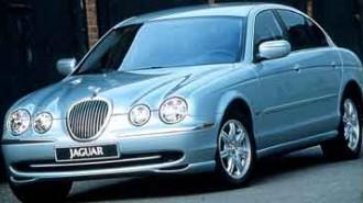 2000 Jaguar S-TYPE V6