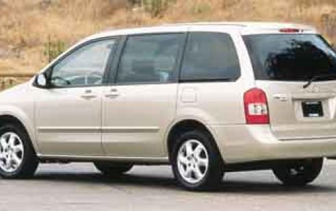 2000 Mazda MPV vs Honda Odyssey, Toyota Sienna, Nissan Quest ... on 1991 kia sedona minivan, 1991 chevrolet lumina minivan, 1991 toyota previa minivan,