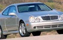 2000 Mercedes Benz CLK Class