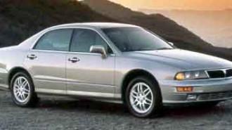 2000 Mitsubishi Diamante ES