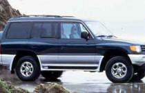2000 Mitsubishi Montero