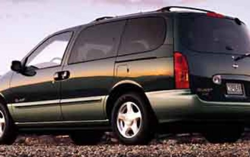Attractive 2000 Nissan Quest GXE