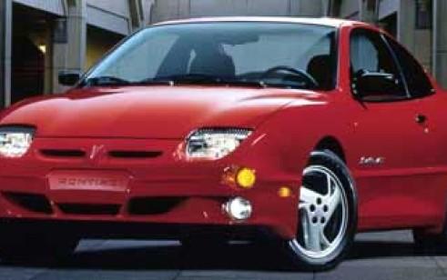 2000 Pontiac Sunfire Vs Ford Focus Toyota Corolla Toyota Tacoma