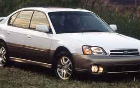 2000 Subaru Legacy Sedan vs Volkswagen Jetta, Audi A4, Subaru Impreza, Nissan Altima, Volvo S40 ...