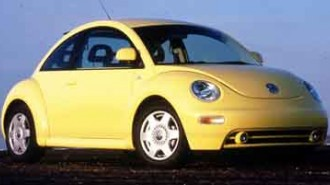 2000 Volkswagen New Beetle GL
