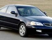 2001 Acura CL Type S