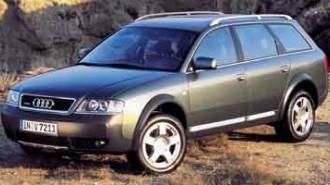 2001 Audi Allroad