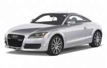 2010 Audi TT 2-door Coupe S tronic 2.0T quattro Premium Plus Angular Front Exterior View