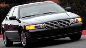 2001 Cadillac Seville Luxury SLS